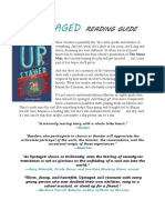 Upstaged Reading Guide