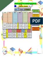 Calendarul Scolar 2021-2022_ Orar