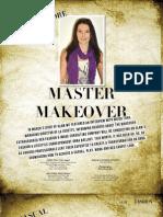 Master Makeover