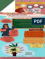 Infografía, Segregación del sistema escolar chileno, Aprendizaje y Enseñanza en Diversidad por
