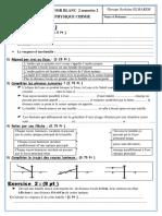 controle 2-2eme semestre -2 annee inter mod6 (www.pc1.ma)