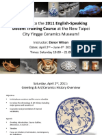 Docent Apr2nd