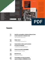 Coronovírus e as cidades no Brasil - reflexões durante a pandemia