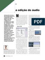 O Grid e a edição de audio