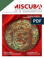 1ra Edición NUMISCUBA