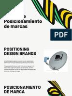 Diseño de Posicionamiento de marcas