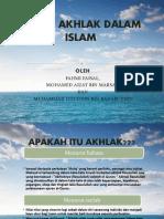 Pendidikan Islam Semester 1