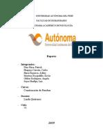 Interpretación de validación de Aiken y Binomial Profesora Linda