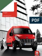 Renault Master Furgon 2011