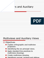 Multiviews and Auxiliary Views(Bertoline)
