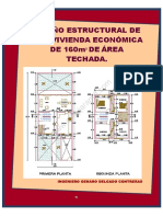 DISEÑO ESTRUCTURAL DE VIVIENDA ECONÓMICA (ING. GENARO DELGADO CONTRERAS)[www.codyjaramillo.com]