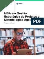 Programa de Curso - Gestão Estratégica de Projetos e Metodologias Ágeis-site