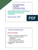 Cap04a Camada de Rede