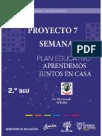 COMPACT PROYECTO 7 SEMANA 2 2DO BGU