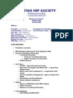 Newsletter Sept 2009