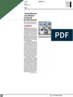 Urbino, donata all'Ateneo una collezione di 3500 minerali - Il Corriere Adriatico del 22 settembre 2021
