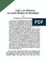 HimmlerHeinrich-HeinrichI.DerGruenderDesErstenReichesDerDeutschen19xx8S.ScanFraktur
