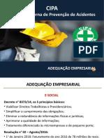 Aula 06 - Adequação Empresarial