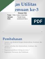 tugas PPT Demineralisasi pertemuan ke 3