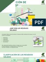 Gestion y Manejo de Residuos Solidos
