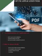 Spécification d'une Application web (1) (1)