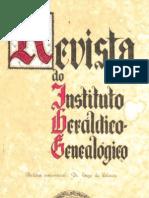Páginas do Antigo Inst. Heráldico-Gen. - Brasao de Antonio Gomes da Silva Belfort