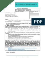 MAPEO DE ACTORES G.6...