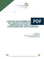 Pesquisa Logistica suprimentos e compras na adm publica