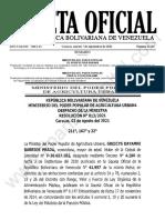 Gaceta Oficial N°42.207