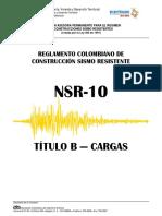 NSR-10 Titulo B