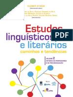 E-book Estudos Linguísticos e Literários Vol. 1