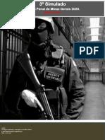 3º Simulado Polícia Penal MG 2020