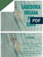 Osho - Sabedoria Indiana