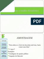 amostragenseanlise-140508100034-phpapp02