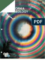 Caliifornia Geology Magazine Mar-Apr 1993