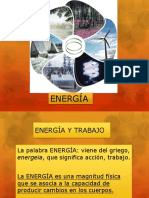 Clase ENERGIA. Electrica.