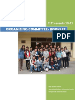 CLC's OCs Booklet