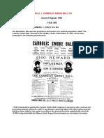 carlill v carbolic smoke ball judgment