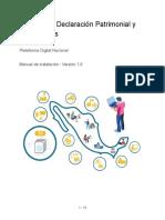 Plataforma digital nacional- Sistema de declaracion patrimonial y de intereses-manual_instalacion