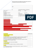 RDC 275 - Check list
