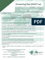 Questionnaire-DAST