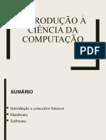 Introdução a Informática - Leitura e Comunicação