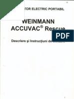 Aspirator Weinmann