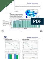 National Broadband Map Broadband Availability in Rural vs Urban Areas