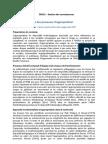 Processus d'appropriation desTICE et étapes de construction des usages