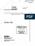 STS-46 Space Shuttle Mission Report