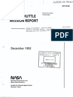 STS-52 Space Shuttle Mission Report