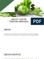 Semana 1, Analisis y Gestion Financiera