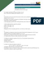 SELECTIVIDAD - ESTRUCTURA DE LA MATERIA Y PROPIEDADES PERIODICAS
