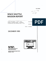 STS-51 Space Shuttle Mission Report